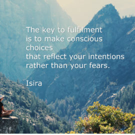 mindfulness, fulfillment